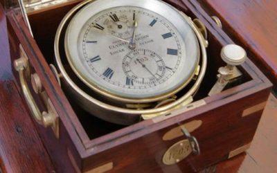 La Chronométrie de Marine